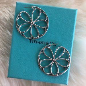 Tiffany & Co. Garden Hoop Earrings